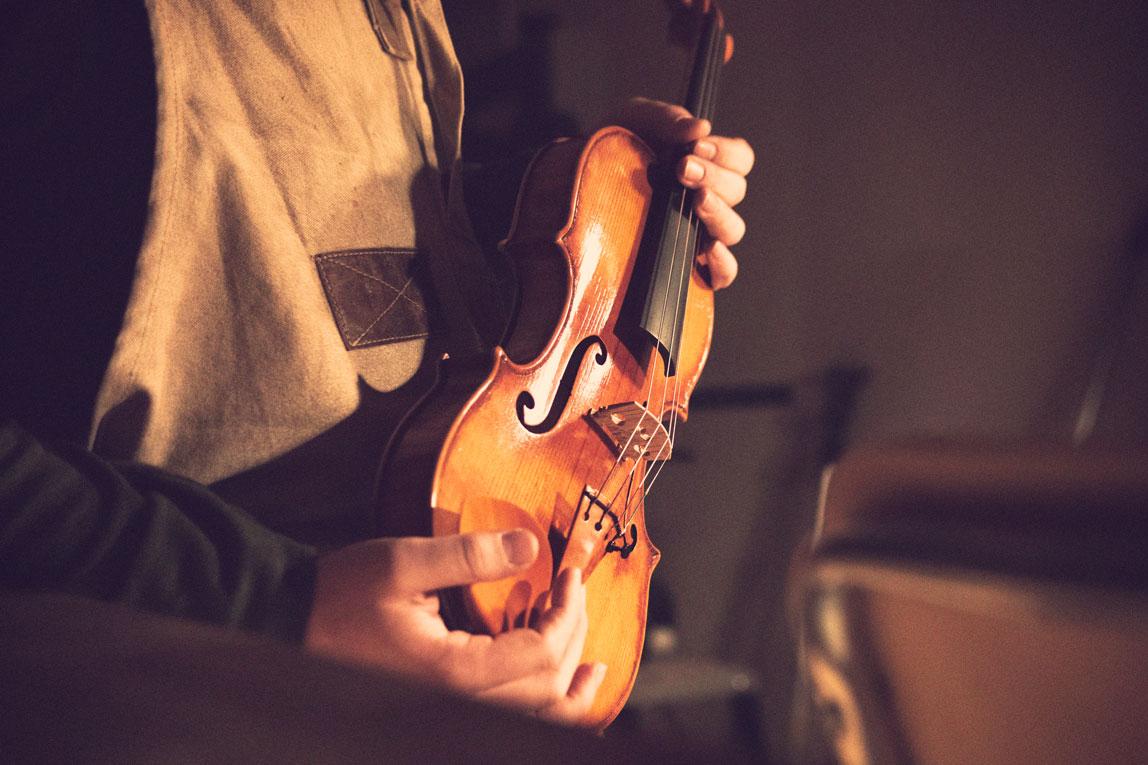 Alquiler de material e instrumentos Osuna Luthier